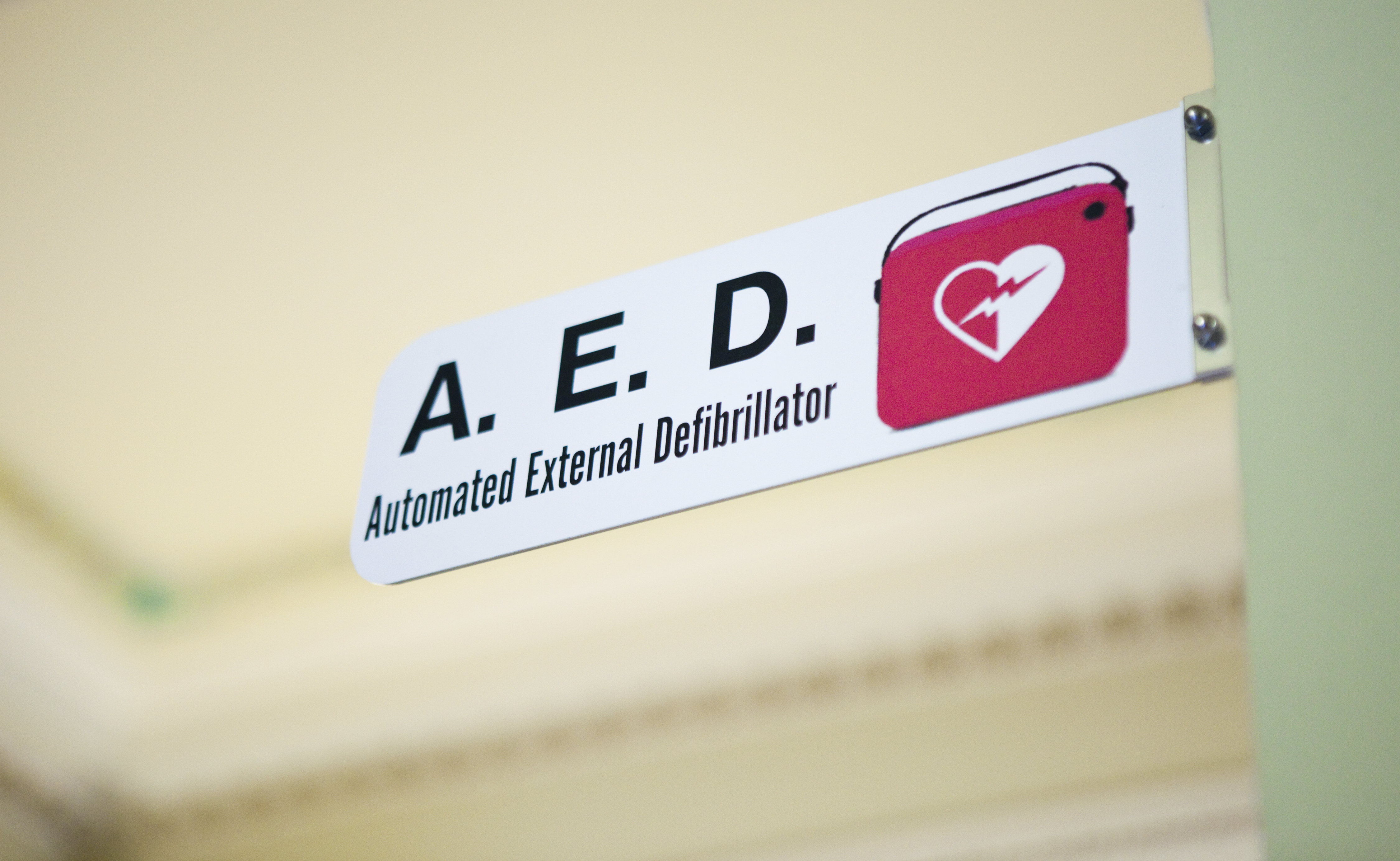 """AED Sign"""