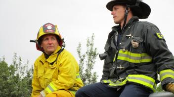 UC Davis Firefighters Discuss Animal Rescue