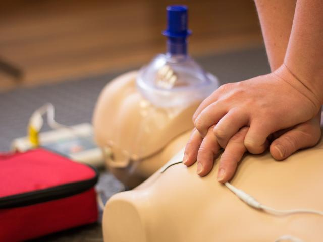 UC Davis Heartsaver CPR/AED & First Aid