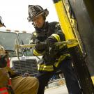 A once in a life time opportunity awaits as a UC Davis Student Firefighter